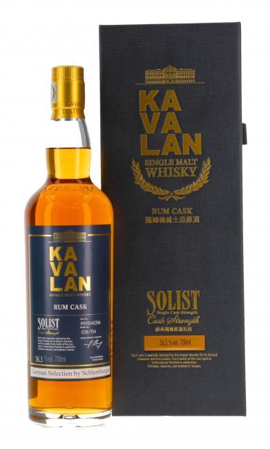 Kavalan Solist Rum