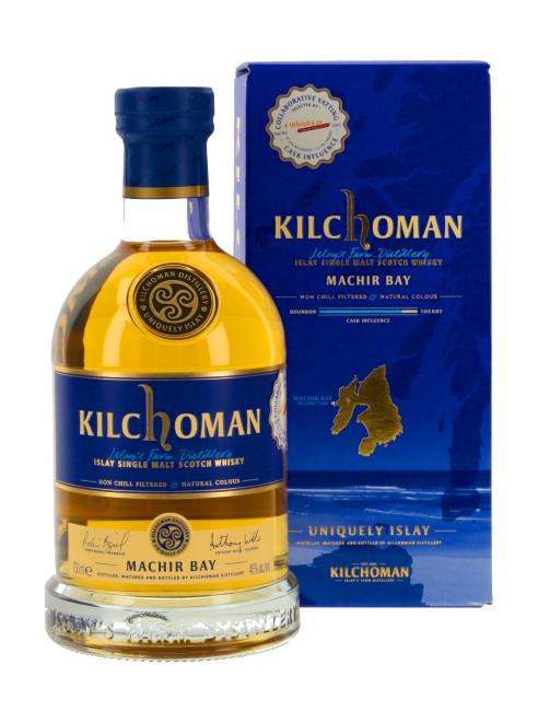 Kilchoman Machir Bay Collaborative Vatting 87,5/12,5