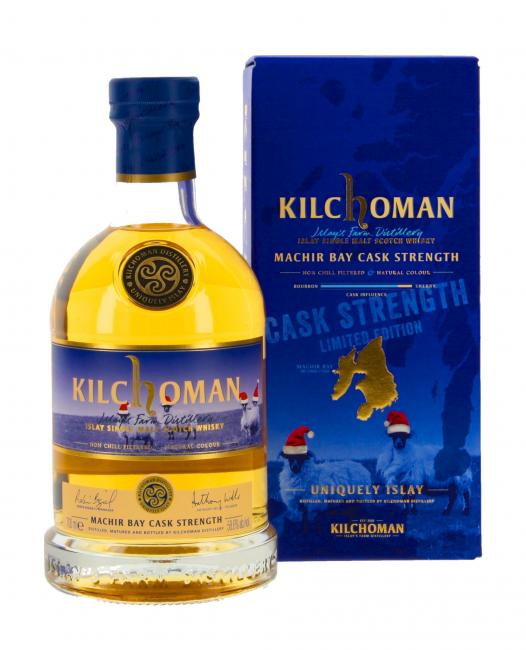 Kilchoman Machir Bay Festtags-Edition