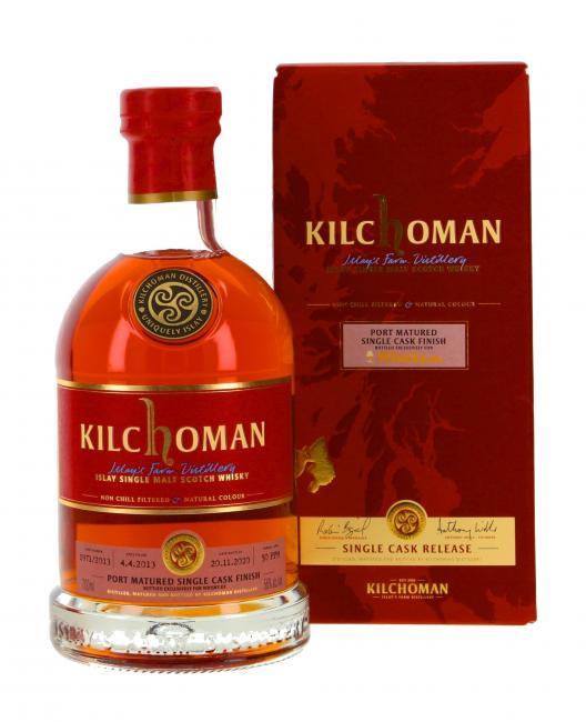 Kilchoman Port Quarter Cask 'Whisky.de exklusiv'