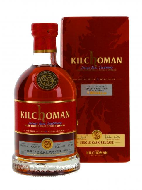 Kilchoman PX Finish 'Whisky.de exklusiv'