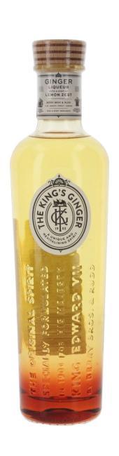 The King's Ginger Ingwerlikör