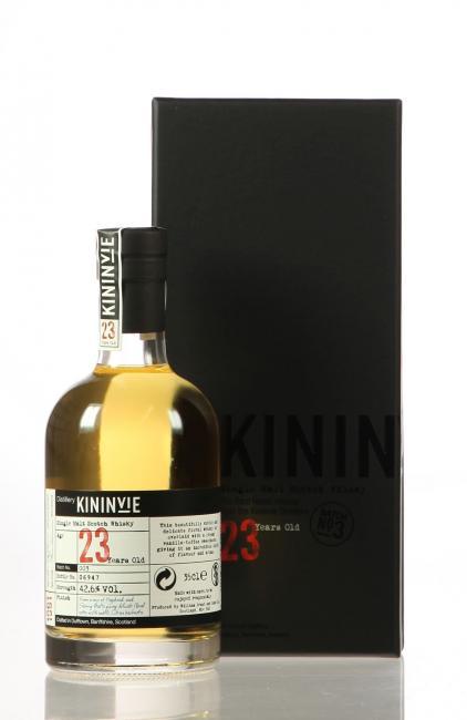 Kininvie - Batch No. 3