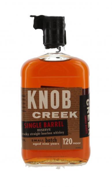 Knob Creek Single Barrel Reserve