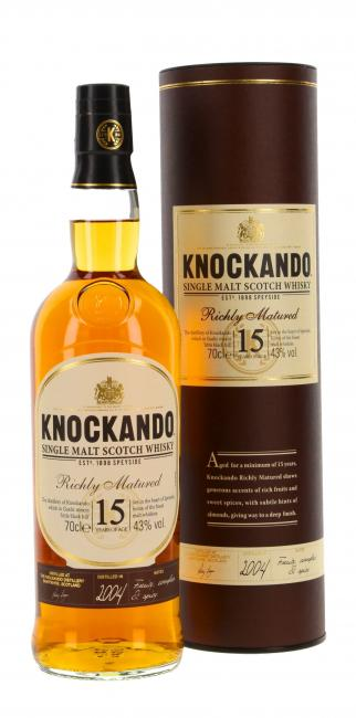 Knockando Richly Matured