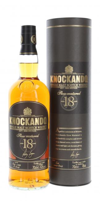 Knockando Slow Matured