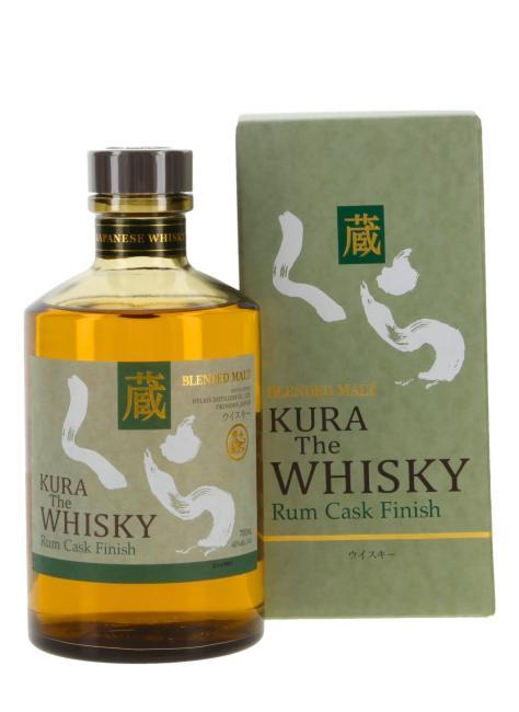 Kura Rum Cask Finish