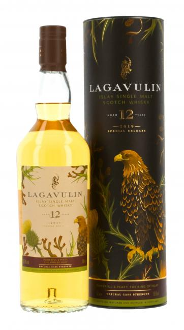Lagavulin Cask Strength