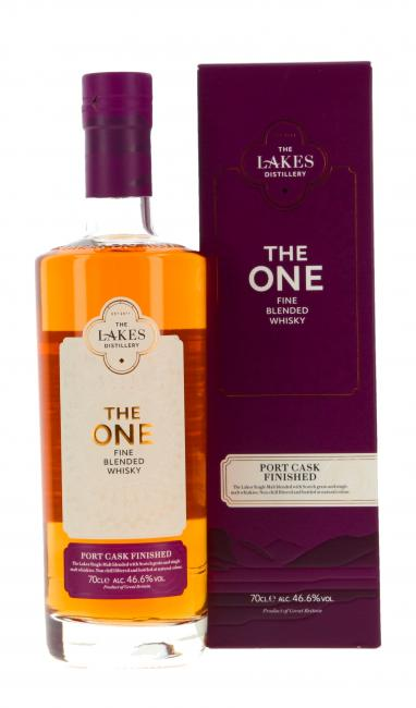 Lakes Distillery The One Port Cask