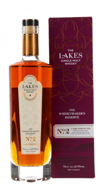Lakes Distillery The Whiskymaker's Reserve No. 2