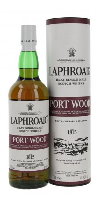 Laphroaig Port Wood Finish