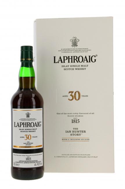 Laphroaig Ian Hunter Edition No. 2