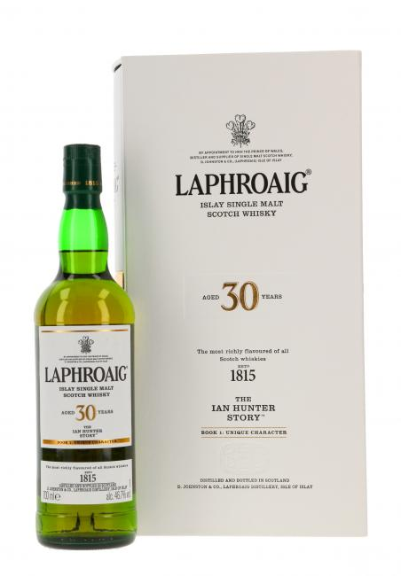Laphroaig Ian Hunter Edition No. 1