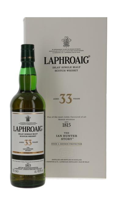 Laphroaig Ian Hunter Edition No. 3