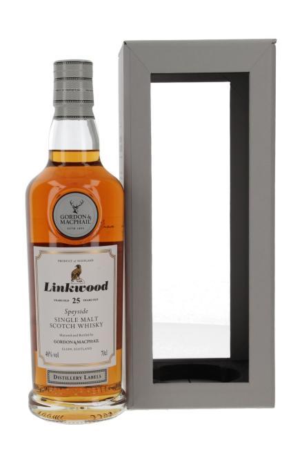 Linkwood Distillery Labels