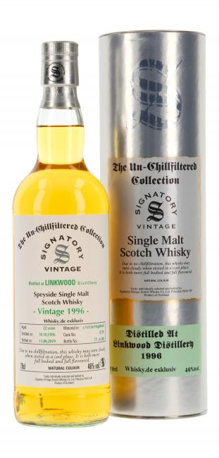 Linkwood 'Whisky.de exklusiv'