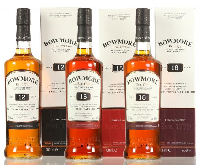 Bowmore Live Event Set, groß