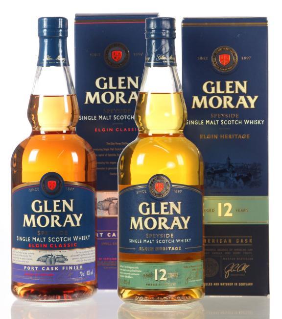 Glen Moray Mini Live Tasting Set