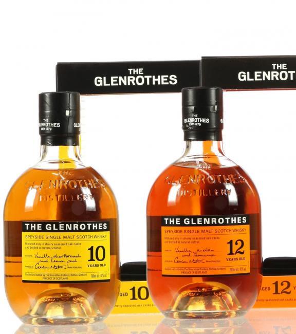 Glenrothes Mini Live Tasting Set