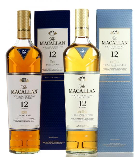 Macallan Mini Live Tasting Set
