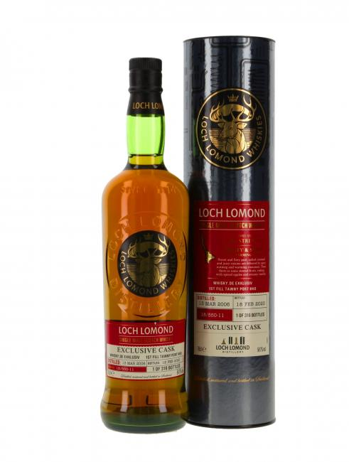 Loch Lomond Tawny Port 'Whisky.de exklusiv'