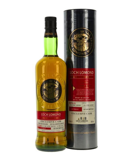 Loch Lomond Amontillado 'Whisky.de exklusiv'
