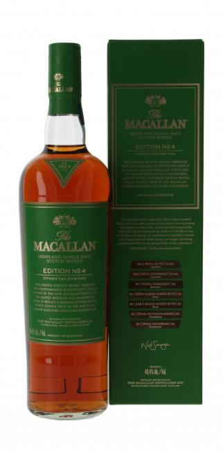 Macallan Edition No. 4