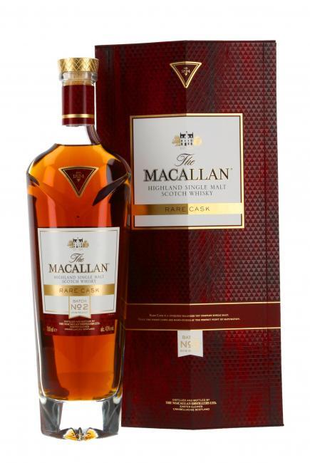 Macallan Rare Cask Batch No. 2