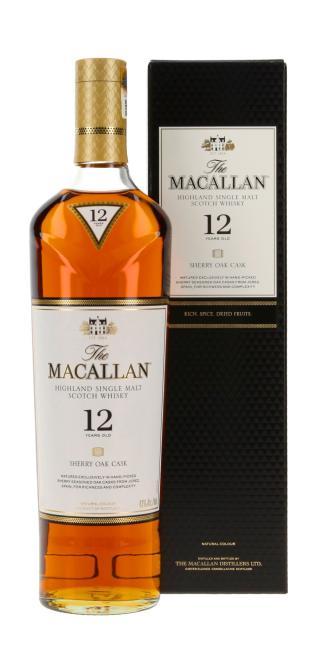 Macallan Sherryfass 43%