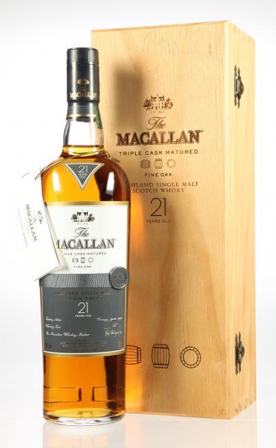 Macallan Fine Oak