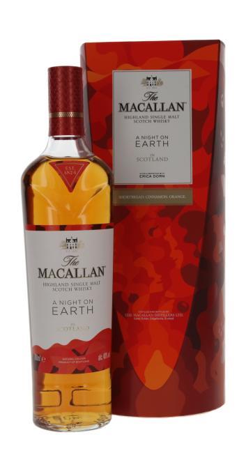 Macallan - A Night On Earth in Scotland