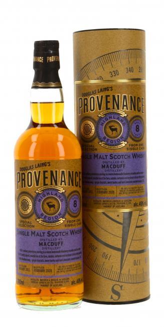 Macduff Provenance