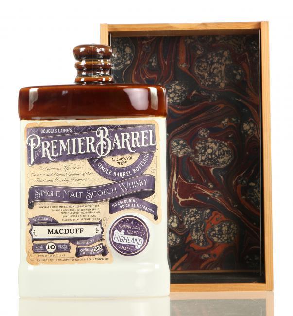 Macduff Premier Barrel