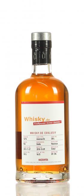 Mackmyra 'Whisky.de exklusiv'