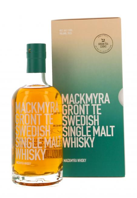 Mackmyra Grönt Te