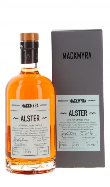 Mackmyra Rotspon Alster