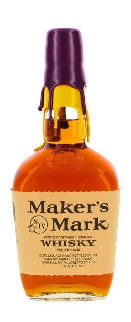 Maker's Mark Double Dip L. A. Lakers
