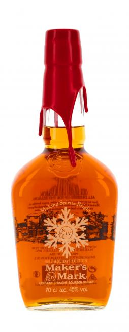 Maker's Mark Holiday Edition