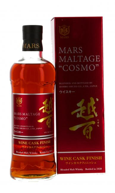 Mars Maltage  'Cosmo' Wine Cask Finish