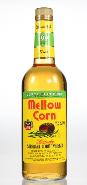Mellow Corn 100 Proof