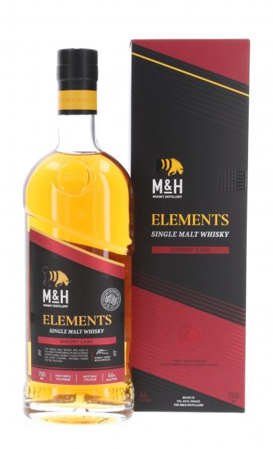 M&H Elements Sherry Cask