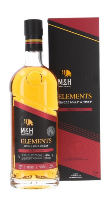M&H Elements Sherry Cask