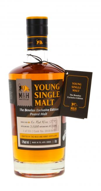 Milk and Honey Benelux Single Cask