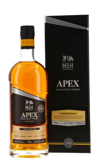 M&H Apex Small Batch White Wine Cask Finish