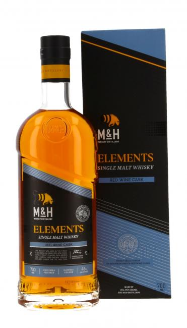M&H Elements Red Wine Cask