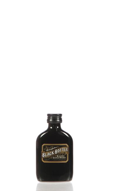 Miniatur Black Bottle