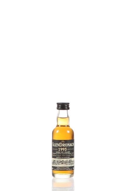 Miniatur Glendronach PX Finish 'Whisky.de exklusiv'