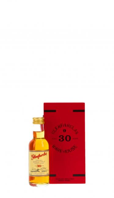 Miniatur Glenfarclas Warehouse Edition