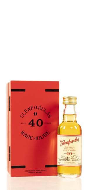 Miniatur Glenfarclas Warehouse Edition