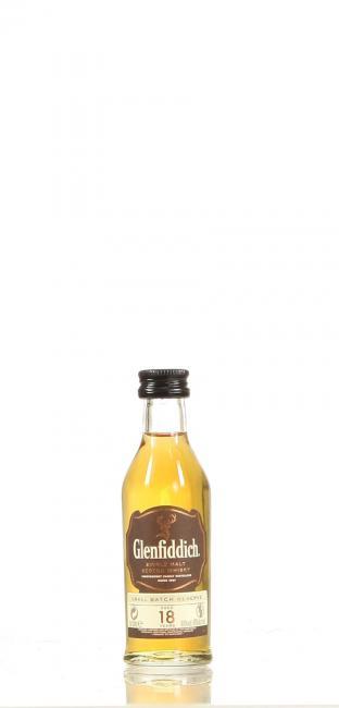 Miniatur Glenfiddich